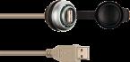 MSDD fem. integr. (f./m.) USB 3.0 f.A 0,6m