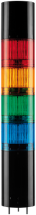 Signalsäule Modlight50 Pro bestückt mit LED-Modulen