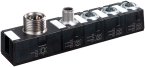 MPR67+ Repeater Profibus DP 3 segmenti