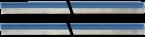 Mico Pro Endlossteckbrücke 2x blau