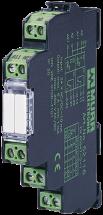 MIRO 12,4 24VDC-2U relè d'uscita