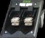 Passive MSDD Hybridfeldbusankopplung Profibus