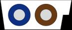 bobina di cavo MASI Ø 500mm, 1000m