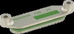 Couvercle métallique de la zone d'adressage pour MVK métal