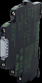 MIRO 6,2 - 24VDC / relais 1 contact inverseur