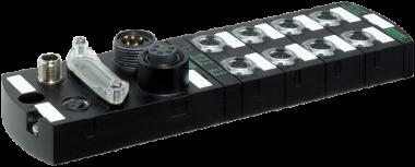 IMPACT67 DO16, Module d'E/S compact