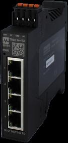 TREE M-4TX Lite managed Switch 4 Ports