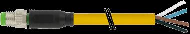 M8 St. ger. mit freiem Leitungsende