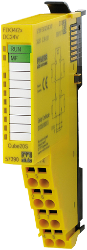 Cube20S Module 4 sorties Safety