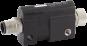 Adapter M12 St. / M12 Bu.