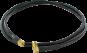 Antennenkabel 0° auf 90° - 1 m - SMA