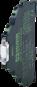 MIRO, transistor, 24 VDC, lame de pression