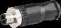Connecteur M12 mâle droit 5 pôles
