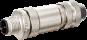 CONNECTEUR M12 DROIT- MALE-BLINDE (4...6 mm)