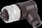Connecteur 7/8'' femelle coudé - Raccordement par bornes à vis