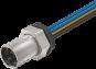 MQ15-X-Power Flanschbuchse VM gerade