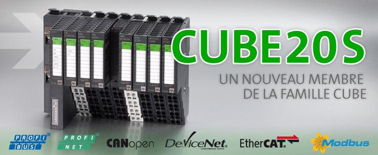 Banner Cube 20S
